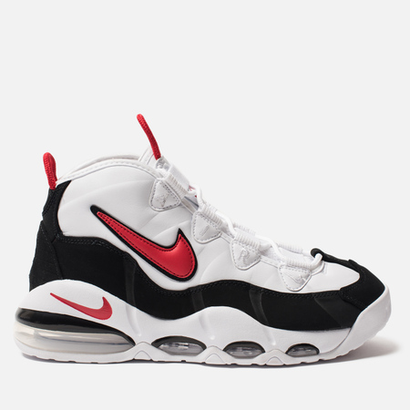 Мужские кроссовки Nike Air Max Uptempo 95 White/University Red/Black
