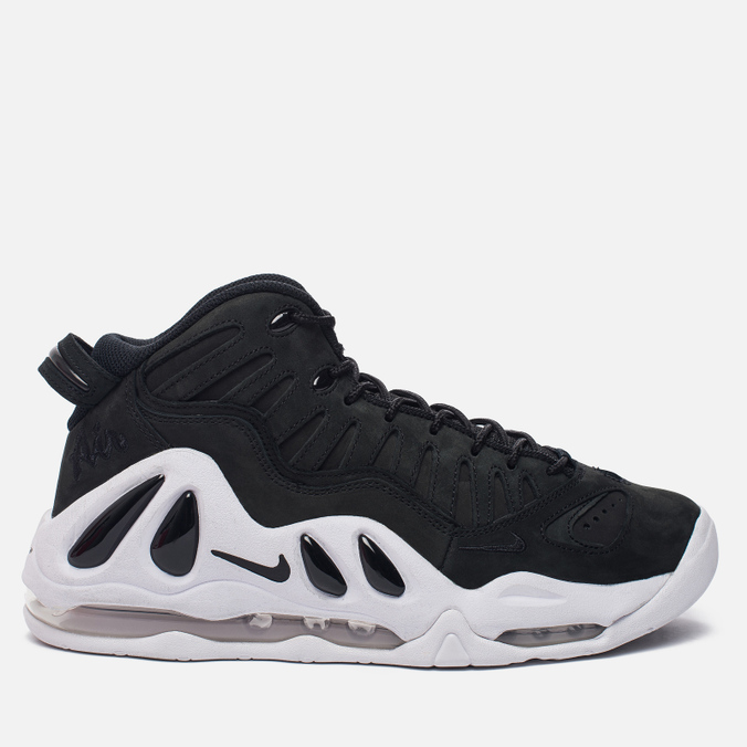 Мужские кроссовки Nike Air Max Uptempo 97 Black/Black/White