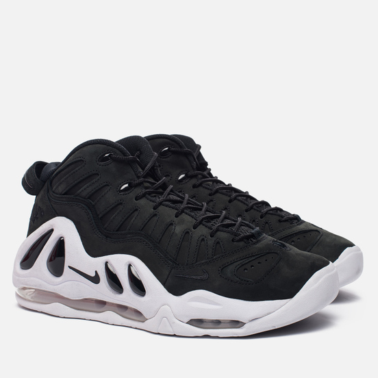 Мужские кроссовки Nike Air Max Uptempo 97 Black/Black/White