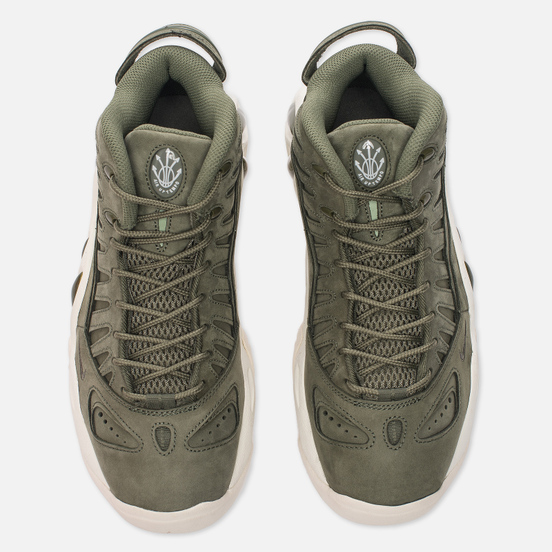 Мужские кроссовки Nike Air Max Uptempo 97 Urban Haze/Urban Haze/White