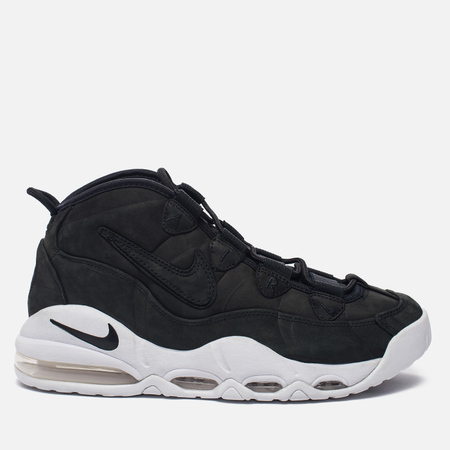 Мужские кроссовки Nike Air Max Uptempo Black/Black/White