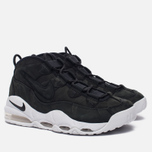 Мужские кроссовки Nike Air Max Uptempo Black/Black/White фото- 2