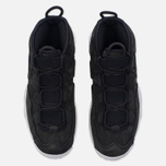Мужские кроссовки Nike Air Max Uptempo Black/Black/White фото- 4