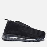 Мужские кроссовки Nike Air Max Woven Boot Black/Black фото- 0