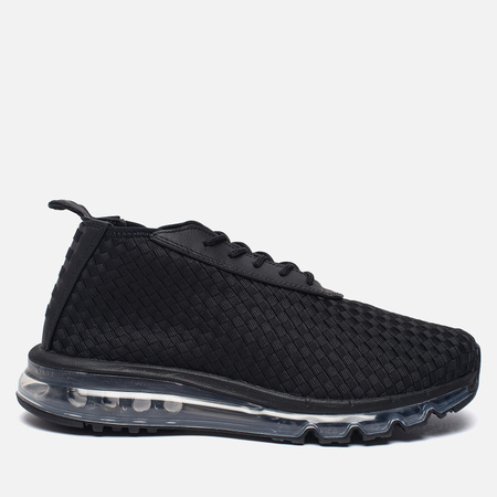 Мужские кроссовки Nike Air Max Woven Boot Black/Black