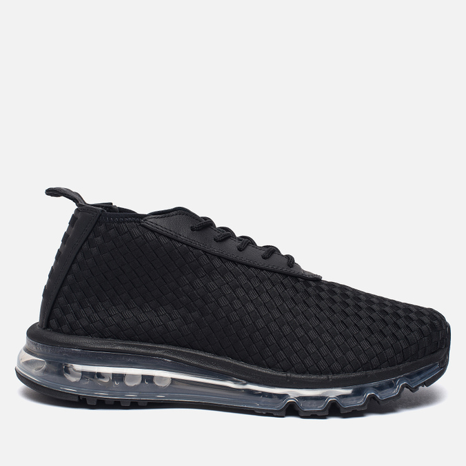 Мужские кроссовки Nike Air Max Woven Boot Black/Black
