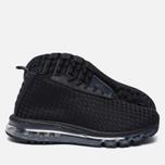 Мужские кроссовки Nike Air Max Woven Boot Black/Black фото- 1