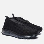 Мужские кроссовки Nike Air Max Woven Boot Black/Black фото- 2