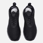 Мужские кроссовки Nike Air Max Woven Boot Black/Black фото- 4