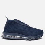 Мужские кроссовки Nike Air Max Woven Boot Midnight Navy фото- 0