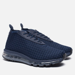 Мужские кроссовки Nike Air Max Woven Boot Midnight Navy фото- 2