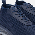 Мужские кроссовки Nike Air Max Woven Boot Midnight Navy фото- 3