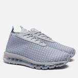 Мужские кроссовки Nike Air Max Woven Boot Wolf Grey фото- 2