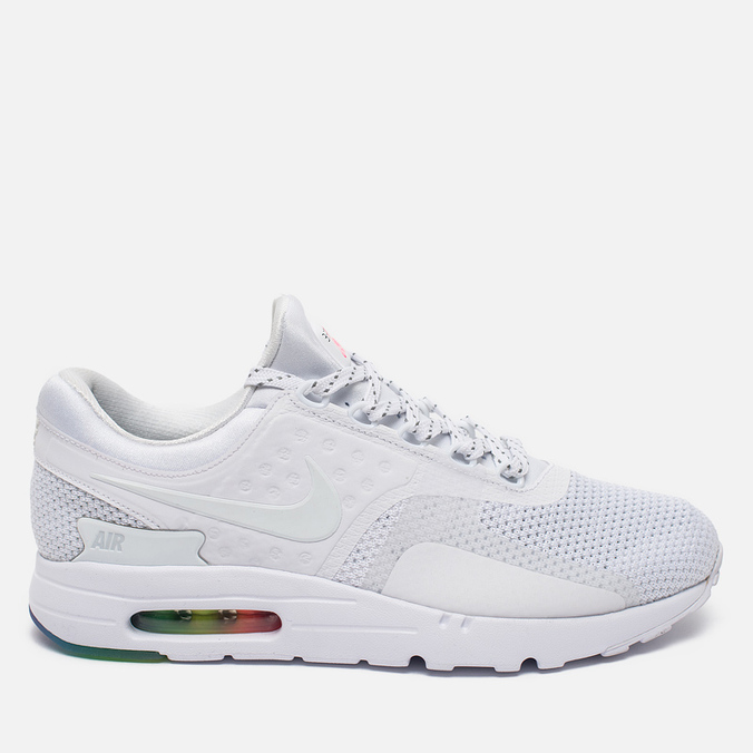 Мужские кроссовки Nike Air Max Zero Be True White/Pure Platinum