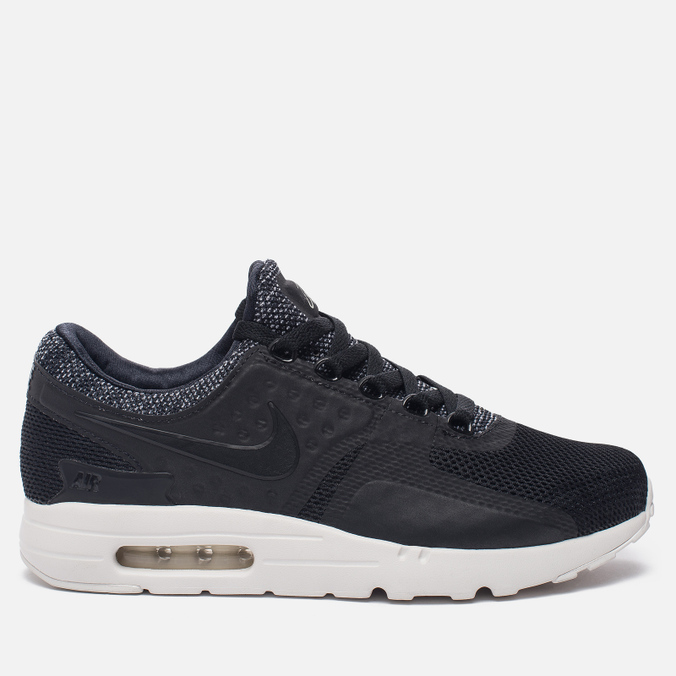 Мужские кроссовки Nike Air Max Zero Breathe Black/Black/Pale Grey