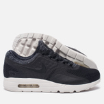 Мужские кроссовки Nike Air Max Zero Breathe Black/Black/Pale Grey фото- 1
