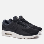 Мужские кроссовки Nike Air Max Zero Breathe Black/Black/Pale Grey фото- 2