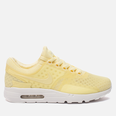 Мужские кроссовки Nike Air Max Zero Breeze Lemon Chiffon/Lemon Chiffon/White