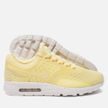 Мужские кроссовки Nike Air Max Zero Breathe Lemon Chiffon/Lemon Chiffon/White фото- 1