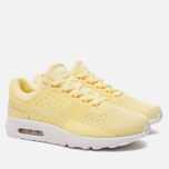 Мужские кроссовки Nike Air Max Zero Breathe Lemon Chiffon/Lemon Chiffon/White фото- 2