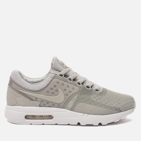 Мужские кроссовки Nike Air Max Zero Breeze Light Bone/Black/White
