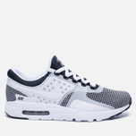 Мужские кроссовки Nike Air Max Zero Essential Black/Wolf Grey/White фото- 0