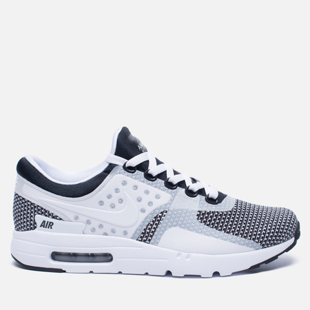 Мужские кроссовки Nike Air Max Zero Essential Black/Wolf Grey/White