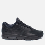 Мужские кроссовки Nike Air Max Zero Essential Triple Black фото- 0