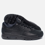 Мужские кроссовки Nike Air Max Zero Essential Triple Black фото- 2