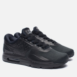 Мужские кроссовки Nike Air Max Zero Essential Triple Black фото- 1