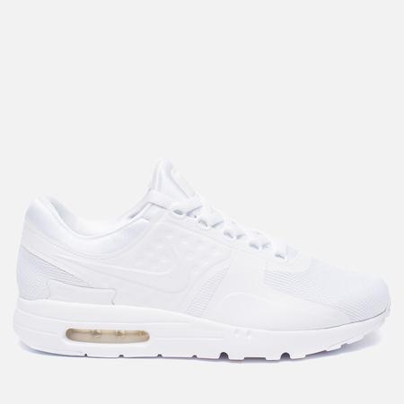 Мужские кроссовки Nike Air Max Zero Essential White/Wolf Grey/Pure Platinum