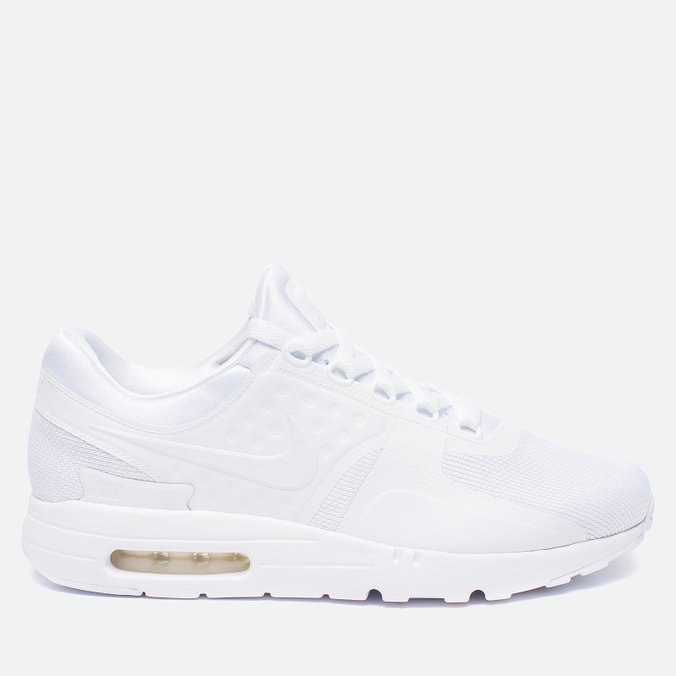 Мужские кроссовки Nike Air Max Zero Essential White/Wolf Grey/Pure Platinum