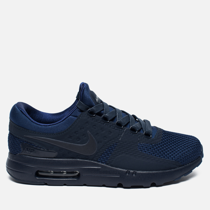 Мужские кроссовки Nike Air Max Zero QS Binary Blue/Obsidian/Blue Fox/Cool Grey