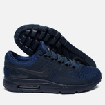 Мужские кроссовки Nike Air Max Zero QS Binary Blue/Obsidian/Blue Fox/Cool Grey фото- 1