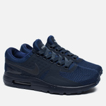 Мужские кроссовки Nike Air Max Zero QS Binary Blue/Obsidian/Blue Fox/Cool Grey фото- 2