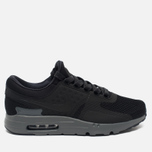 Мужские кроссовки Nike Air Max Zero QS Black/Dark Grey фото- 0