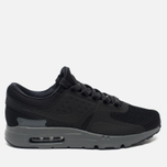 Nike Air Max Zero QS Men's Sneakers Black/Dark Grey photo- 0