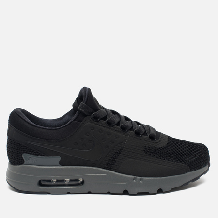 Nike Air Max Zero QS Men's Sneakers Black/Dark Grey