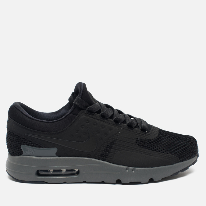 Мужские кроссовки Nike Air Max Zero QS Black/Dark Grey