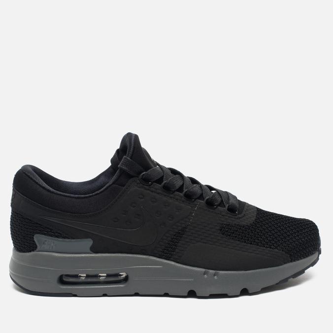 Nike Air Max Zero QS Men's Sneakers Black/Dark Grey