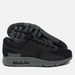 Мужские кроссовки Nike Air Max Zero QS Black/Dark Grey фото- 2