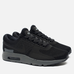 Мужские кроссовки Nike Air Max Zero QS Black/Dark Grey фото- 1