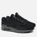Nike Air Max Zero QS Men's Sneakers Black/Dark Grey photo- 1
