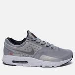 Мужские кроссовки Nike Air Max Zero QS Metallic Silver фото- 0
