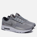Мужские кроссовки Nike Air Max Zero QS Metallic Silver фото- 2