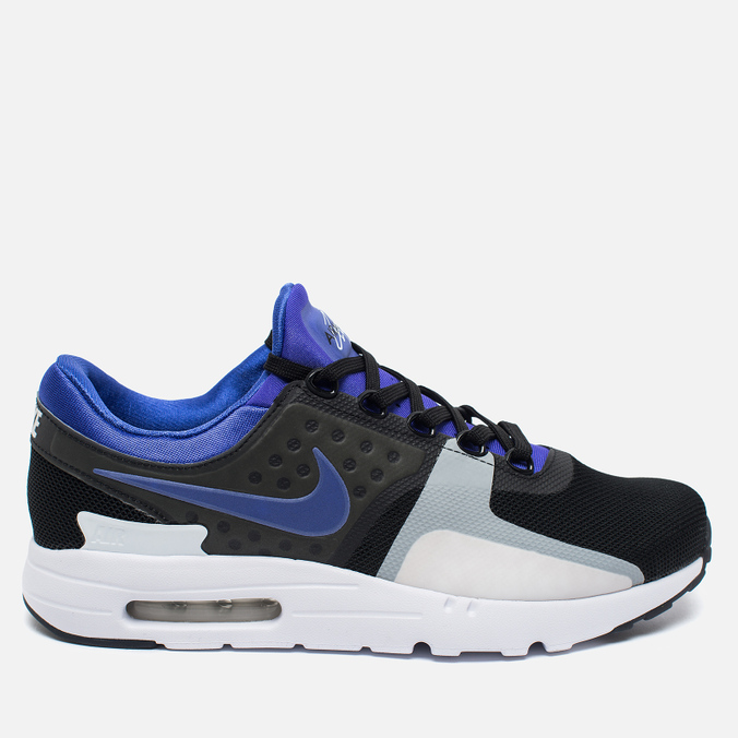 Nike Air Max Zero QS Men's Sneakers Persian Violet/Black/White