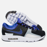 Nike Air Max Zero QS Men's Sneakers Persian Violet/Black/White photo- 1