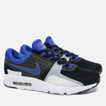 Nike Air Max Zero QS Men's Sneakers Persian Violet/Black/White photo- 2