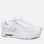 Мужские кроссовки Nike Air Max Zero QS White/Pure Platinum фото- 2