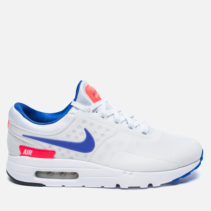 Мужские кроссовки Nike Air Max Zero Ultramarine White/Bright Crimson